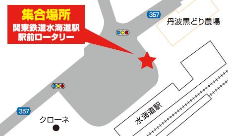 関東鉄道水海道駅
